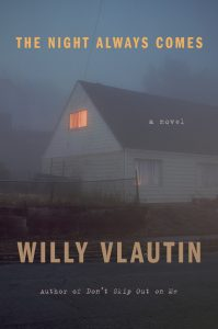 Award-winning author Willy Vlautin explores the impact of trickle-down greed and opportunism of gentrification on ordinary lives in this scorching novel that captures the plight of a young woman pushed to the edge as she fights to secure a stable future for herself and her family. Barely thirty, Lynette is exhausted. Saddled with bad credit and juggling multiple jobs, some illegally, she's been diligently working to buy the house she lives in with her mother and developmentally disabled brother Kenny. Portland's housing prices have nearly quadrupled in fifteen years, and the owner is giving them a good deal. Lynette knows it's their last best chance to own their own home—and obtain the security they've never had. While she has enough for the down payment, she needs her mother to cover the rest of the asking price. But a week before they're set to sign the loan papers, her mother gets cold feet and reneges on her promise, pushing Lynette to her limits to find the money they need. Set over two days and two nights, The Night Always Comes follows Lynette's frantic search—an odyssey of hope and anguish that will bring her face to face with greedy rich men and ambitious hustlers, those benefiting and those left behind by a city in the throes of a transformative boom. As her desperation builds and her pleas for help go unanswered, Lynette makes a dangerous choice that sets her on a precarious, frenzied spiral. In trying to save her family's future, she is plunged into the darkness of her past, and forced to confront the reality of her life. A heart wrenching portrait of a woman hungry for security and a home in a rapidly changing city, The Night Always Comes raises the difficult questions we are often too afraid to ask ourselves: What is the price of gentrification, and how far are we really prepared to go to achieve the American Dream? Is the American dream even attainable for those living at the edges? Or for too many of us, is it only a hollow promise?