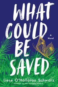What Could Be Saved By Liese O'Halloran Schwarz Release Date? 2021 Historical Fiction