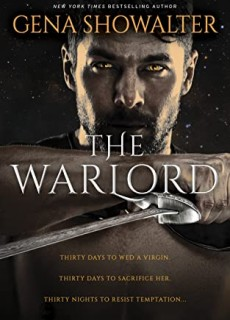 When Will The Warlord (Rise Of The Warlords 1) Release? 2021 Gena Showalter New Releases