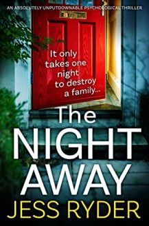 The Night Away By Jess Ryder Release Date? 2020 Psychological Thriller Releases