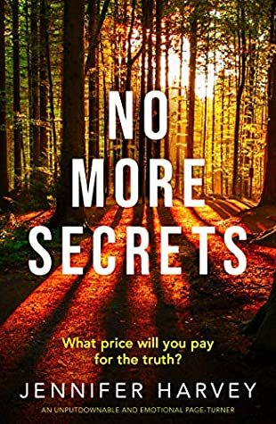 Wen Will No More Secrets By Jennifer Harvey Release? 2020 Suspense & Triller Releases