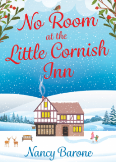 When Will No Room At The Little Cornish Inn By Nancy Barone Release? 2020 Holiday Fiction Releases