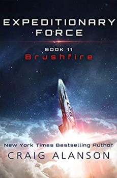 When Will Brushfire Release? 2020 Craig Alanson New Releases