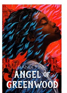 Angel Of Greenwood By Randi Pink Release Date? 2021 YA Historical Fiction