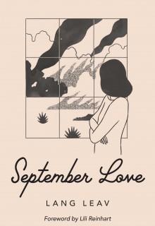 September Love Release Date? 2020 Lang Leav New Releases