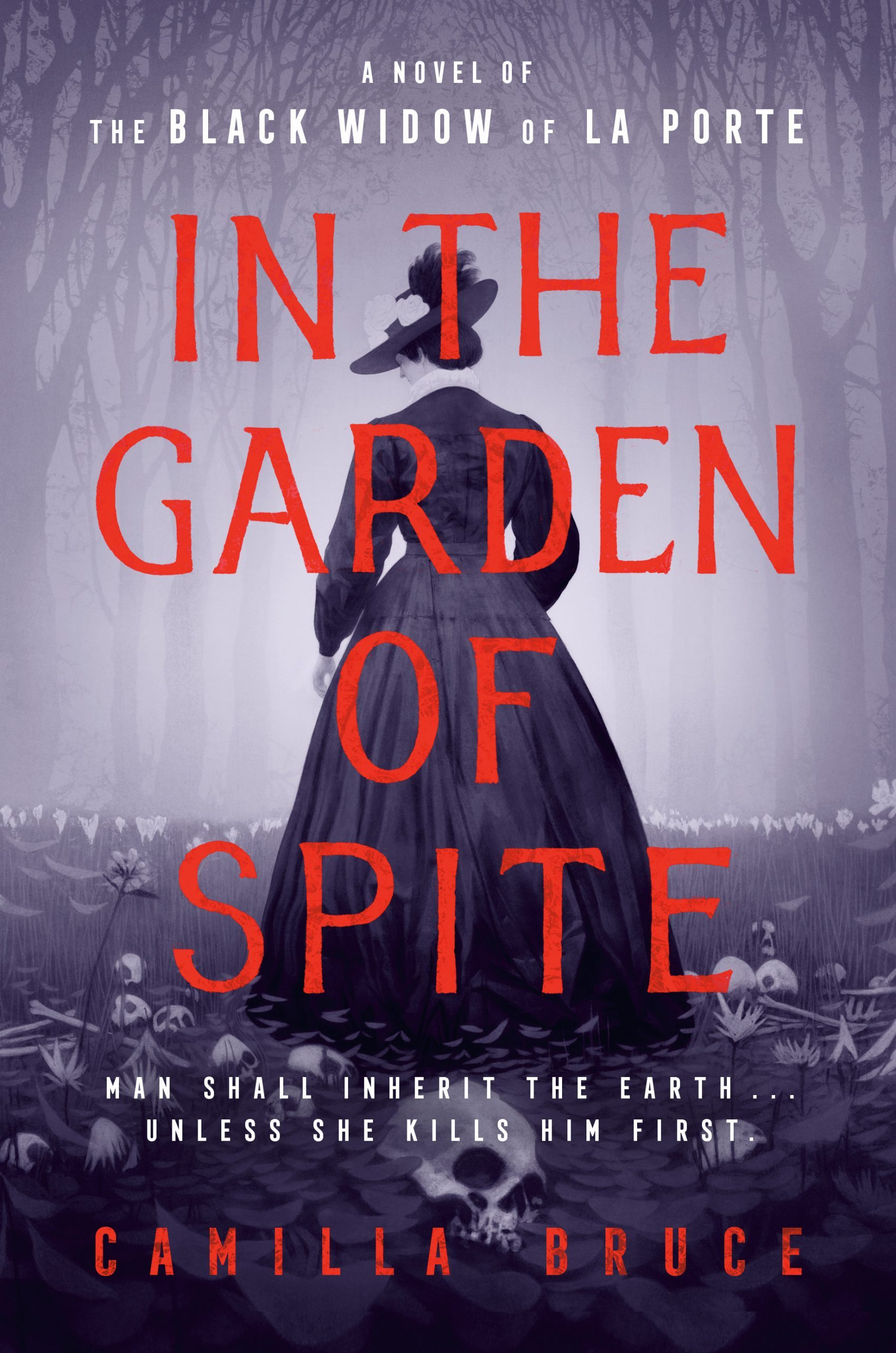 In the Garden Of Spite By Camilla Bruce Release Date? 2021 Historical Fiction & Thriller Releases