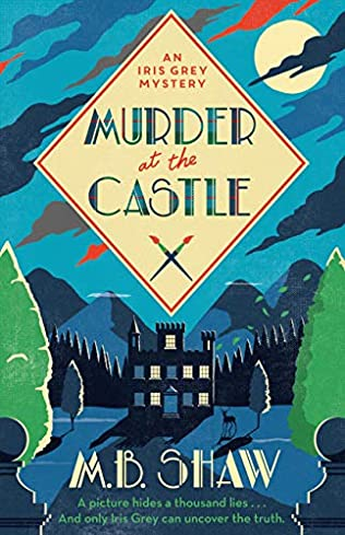 Murder At The Castle By M B Shaw Release Date? 2020 Cozy Mystery Releases