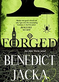 When Will Forged (Alex Verus 11) By Benedict Jacka Release? 2020 Urban Fantasy Releases