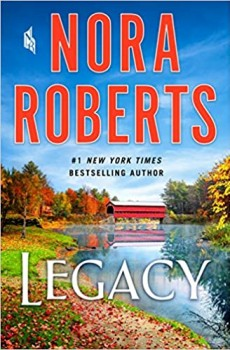When Does Legacy Release? 2021 Nora Roberts New Releases
