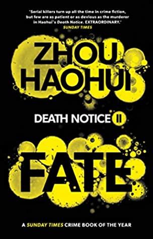 Fate (Death Notice 2) By Zhou Haohui Release Date? 2020 International Bestsellers Releases