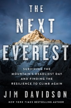 When Will The Next Everest By Jim Davidson Release? 2021 Nonfiction Releases