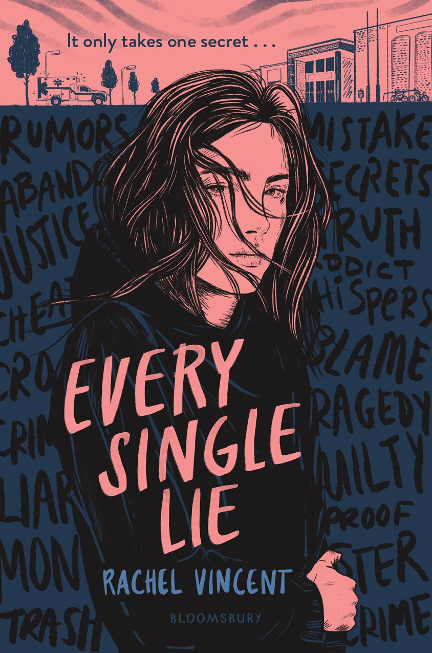 Every Single Lie Release Date? 2021 Rachel Vincent New Releases