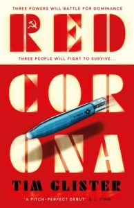 Red Corona By Tim Glister Release Date? 2021 Thriller Releases