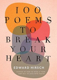 When Will 100 Poems To Break Your Heart By Edward Hirsch Release? 2021 Poetry Releases
