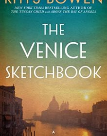 The Venice Sketchbook Release Date? 2021 Rhys Bowen New Releases