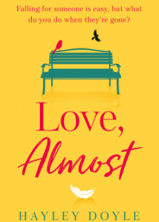 Love Almost By Hayley Doyle Release Date? 2021 Romance Releases
