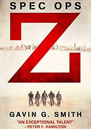 When Does Spec Ops Z By Gavin Smith Come Out? 2021 Science Fiction Releases