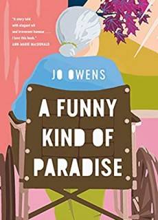A Funny Kind Of Paradise By Jo Owens Release Date? 2021 Literary Fiction Debut Releases