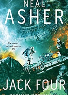 Jack Four Release Date? 2021 Neal Asher New Releases
