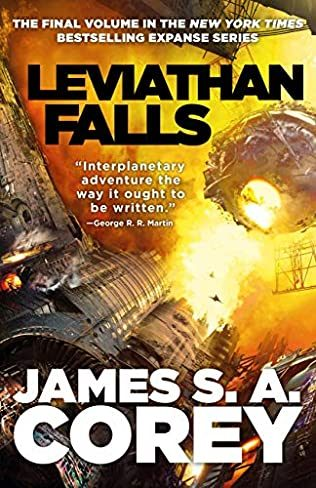 When Does Leviathan Falls (Expanse 9) Come Out? 2021 James S A Corey New Releases