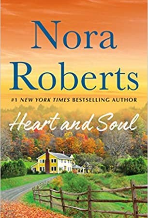 When Will Heart And Soul Release? 2021 Nora Roberts Collection - New Releases