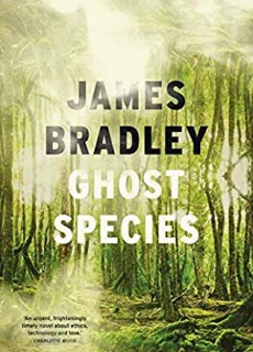 Ghost Species By James Bradley Release Date? 2021 Science Fiction Releases