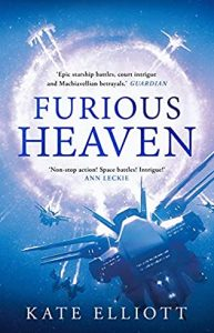 When Does Furious Heaven (Sun Chronicles 2) Release? 2021 Kate Elliott New Releases