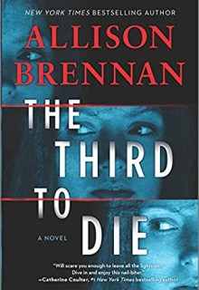The Third To Die (Mobile Response Team 1) Release Date? 2020 Allison Brennan (Paperback) Releases