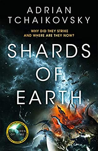 Shards Of Earth (Final Architects Trilogy 1) Release Date? 2021 Adrian Tchaikovsky New Releases