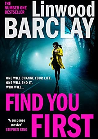 Find You First Release Date? 2021 Linwood Barclay New Releases