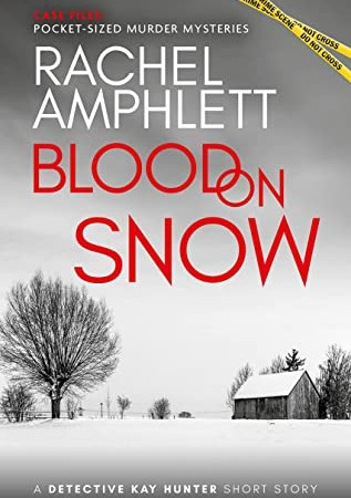 When Will Blood On Snow Release? 2020 Rachel Amphlett New Releases